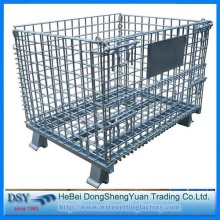 Mesh Container Storage Cage Wire Container