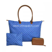 Promotion 600D Tote Bag Set