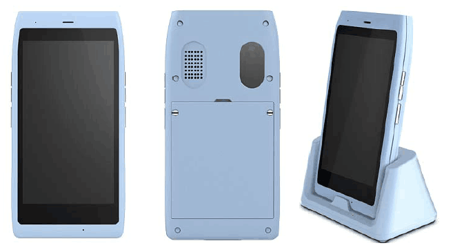 Anti-explosion PDA with Intrinsically Safe Certification