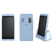 Téléphone robuste contre les explosions de ATEX sécurité intrinsèque PDA