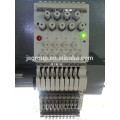 JS high speed 1200 RPM embroidery machine with 20 heads 4,6,9,12,15 needles
