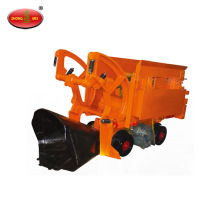 Pneumatic Tunnel Rock Loader Rocker Shovel