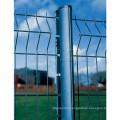 Backyard Wire Mesh Metal Fence