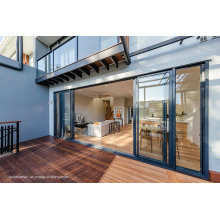 Kundenspezifische Hochwertige Villa Aluminium Fenster und Türen bieten besten Preis