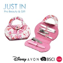 Fashion Handbag girls manicure set,pedicure set,manicure and pedicure set