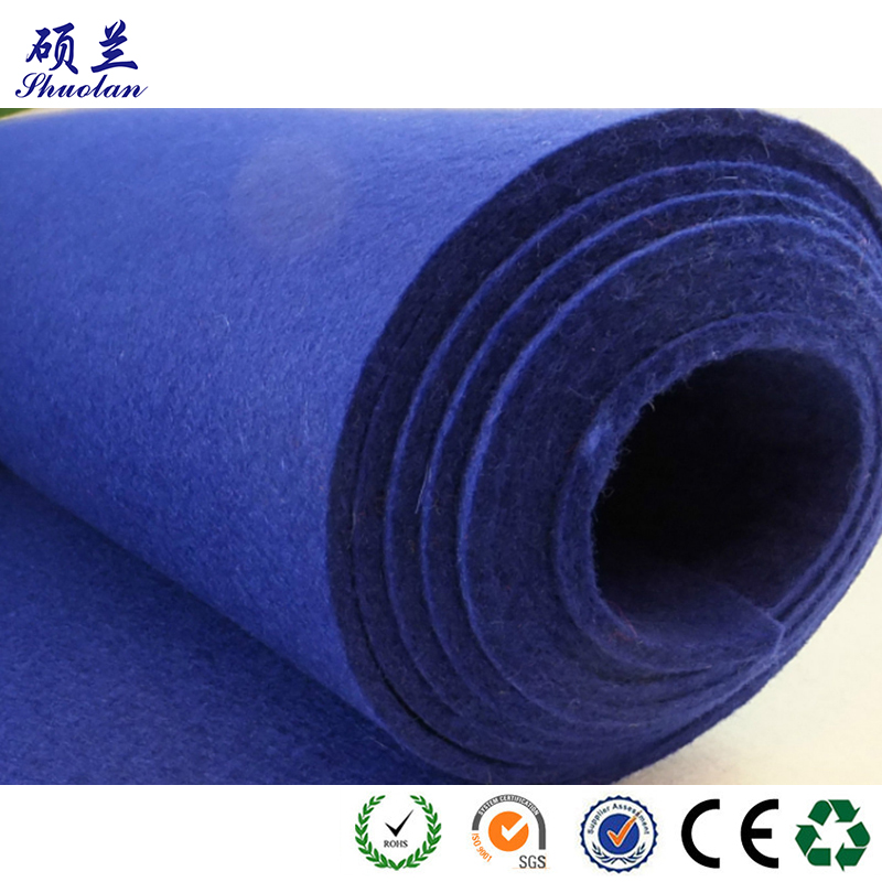 Top Quality Polyester Felt Fabric