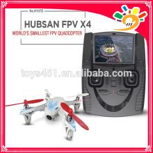 Vente anticipée! Hubsan H107D X4 FPV UFO 2.4G + transmission vidéo 5.8GHz FPV MINI QUADCOPTER UFO 4 canaux VS 4.3 pouces LCD