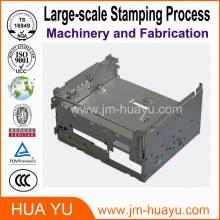 Piezas de mecanizado CNC de precisión personalizadas