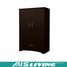 Armário feito-à-medida dos armários do quarto da madeira compensada (AIS-W256)