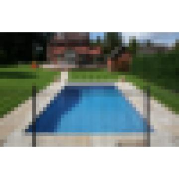 Aux ventes aux États-Unis de la première clôture de piscine