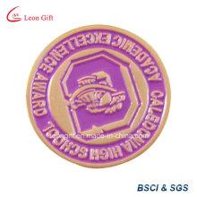 Maßgeschneiderte hochwertige Souvenir Münzhalter für Verkauf