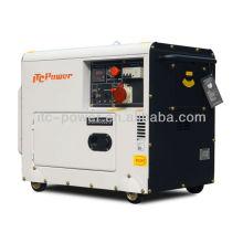5kw Тихий дизельный электрический небольшой генератор