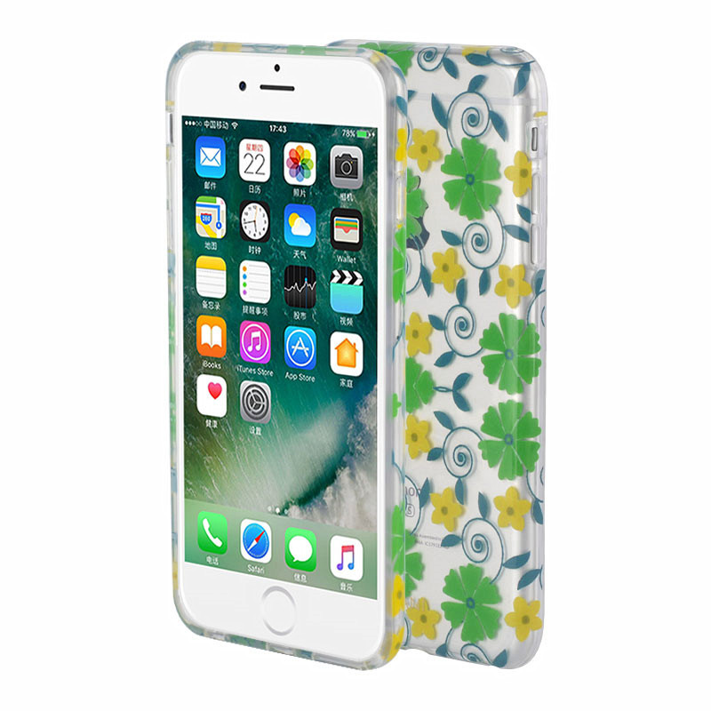 IML Flower Case for iPhone