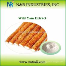 Natural and Pure Wild Yam Powder or Wild Yam Extract Powder