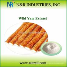 Натуральный и чистый дикий корневой порошок Ям или порошок экстракта дикого яда