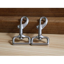 Alibaba supply cheap metal snap hook small snap hook for bag