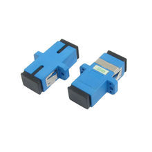 Flange Sc 5dB Fiber Optic Attenuator