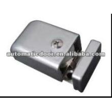 Guide de plancher de porte en verre de Deper en aluminium pour la porte coulissante automatique