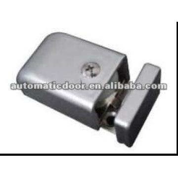 Deper aluminum glass door floor guide for automatic sliding door