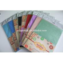 Wholesale 2016 hotsale glitter paper