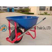 Roda de roda de roda de carrinho de mão resistente