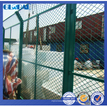 cerca de arame para playground / oficina isolado sistema de vedação
