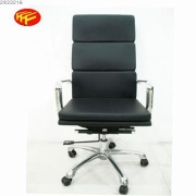 modern Electroplating office chair