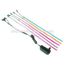 La nueva cinta llevada color de rosa llevado LED de la tira IP65 del arco iris SMD5050 LED que enciende CE Rohs