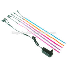 Nouvelle bande led bande LED colorée IP65 arc-en-ciel SMD5050 éclairage à bande LED CE Rohs