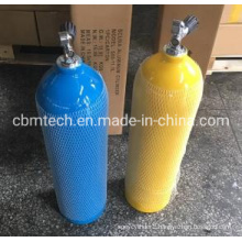 Aluminium Breathing Gas Cylinders for Diving and Breathing Oxygen Tanks for Sale Underwater