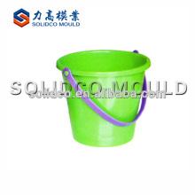 Molde de barril de pintura plástica