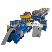 Passed CE and ISO YTSING-YD-0716 Display Shelves For Retail Stores Roll Forming Machine Making machine