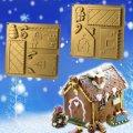 Moule à chocolat en silicone de forme Grinber House