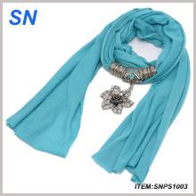 Hot Fashion Jesery Jewelry Scarves (SNPS1003)