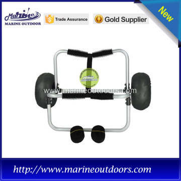 Trailer trolley, Balloon wheels kayak cart, Aluminium dolly trailler