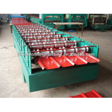 IBR roof|copper roofing materials roll former|forming machine