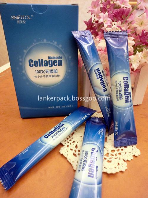 Protein Powder Packaging Flim
