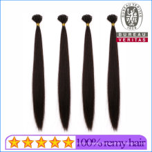 """16"""" Straight Hair Brazilian Human Virgin Remy Hair Extension U-Tip Hair"""