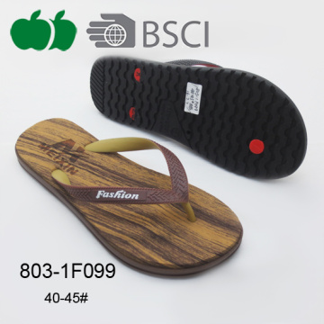 New Fashion Comfortable Hot Sale Pcu Summer Men Flip Flop