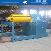 Enrouleur hydraulique à bobine en acier de 10 tonnes