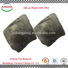 Alta qualidade e baixo preço de fundição de produtos de silício e magnésio liga