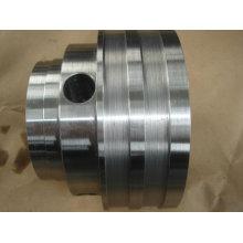 Die Casting Shaft Gear con CNC Machine