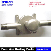 Investment Casting Part Stainless Steel Casting Metal Casting