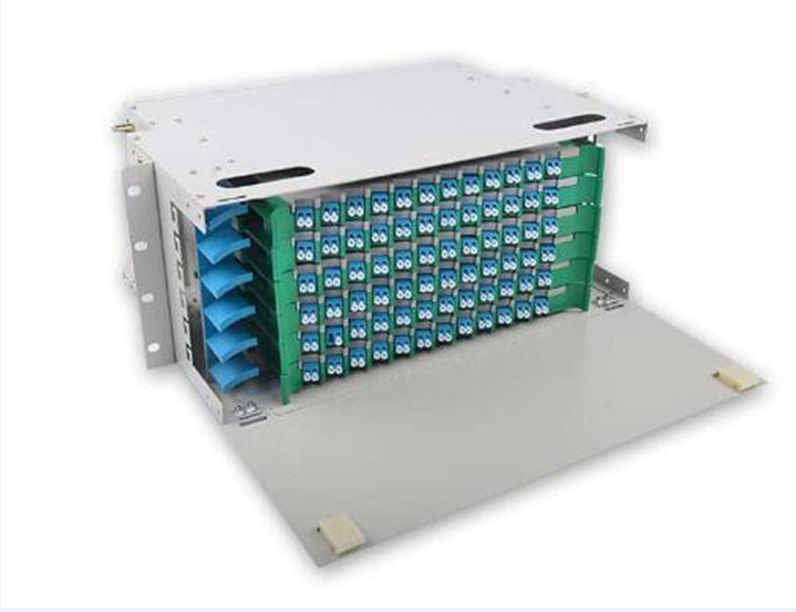 Rack 19 Fiber Optic ODF