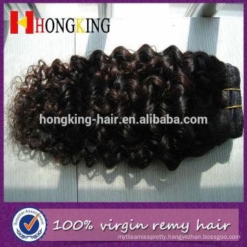 raw virgin indian deep curly hair