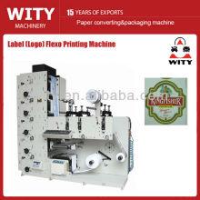 Máquina de impresión Flexo de etiquetas ZBS-320G