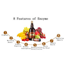 100% Natural Clear The Body Waste & Toxins Noni Enzymes