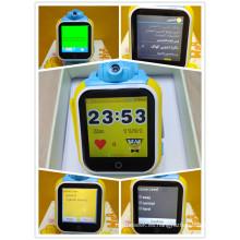 ¡Venta caliente! ! ! ! ! ! Niños reloj teléfono GPS Tracker con cámara