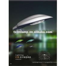 LED solaires de 3m ~ 4.5m avec des panneaux solaires