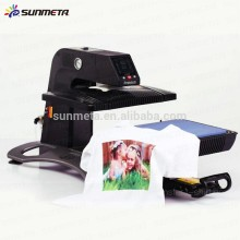 3D Sublimation Vacuum and T shirt Printing Machines